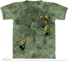 T - Shirt Peace Frogs