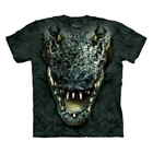 T-Shirt Alligatorgesicht