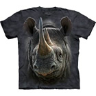 T-Shirt Black Rhino