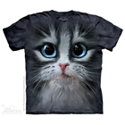 T-Shirt Blue Eyed Cat