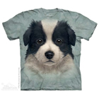 T-Shirt Border-Collie-Welpe