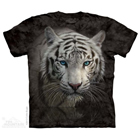 T-Shirt Weisser Tiger