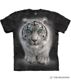 T - Shirt Weisser Tiger