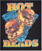 T-Shirt Hot Heads