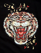 T - Shirt Tattoo Tiger