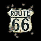 Damen - Top Route 66  2 - 8 XL