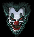 T - Shirt The Clown